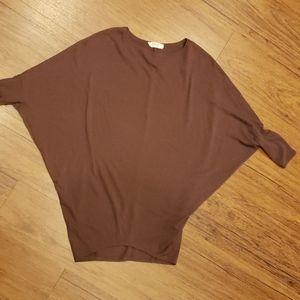 Jolie Dolman Style Shirt (S)